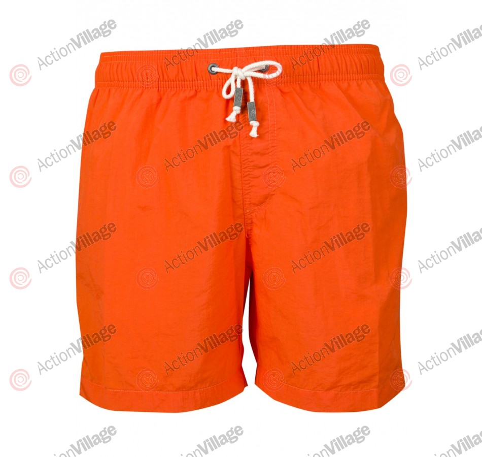 Globe Dana Pool Shorts - Orange - Mens Shorts
