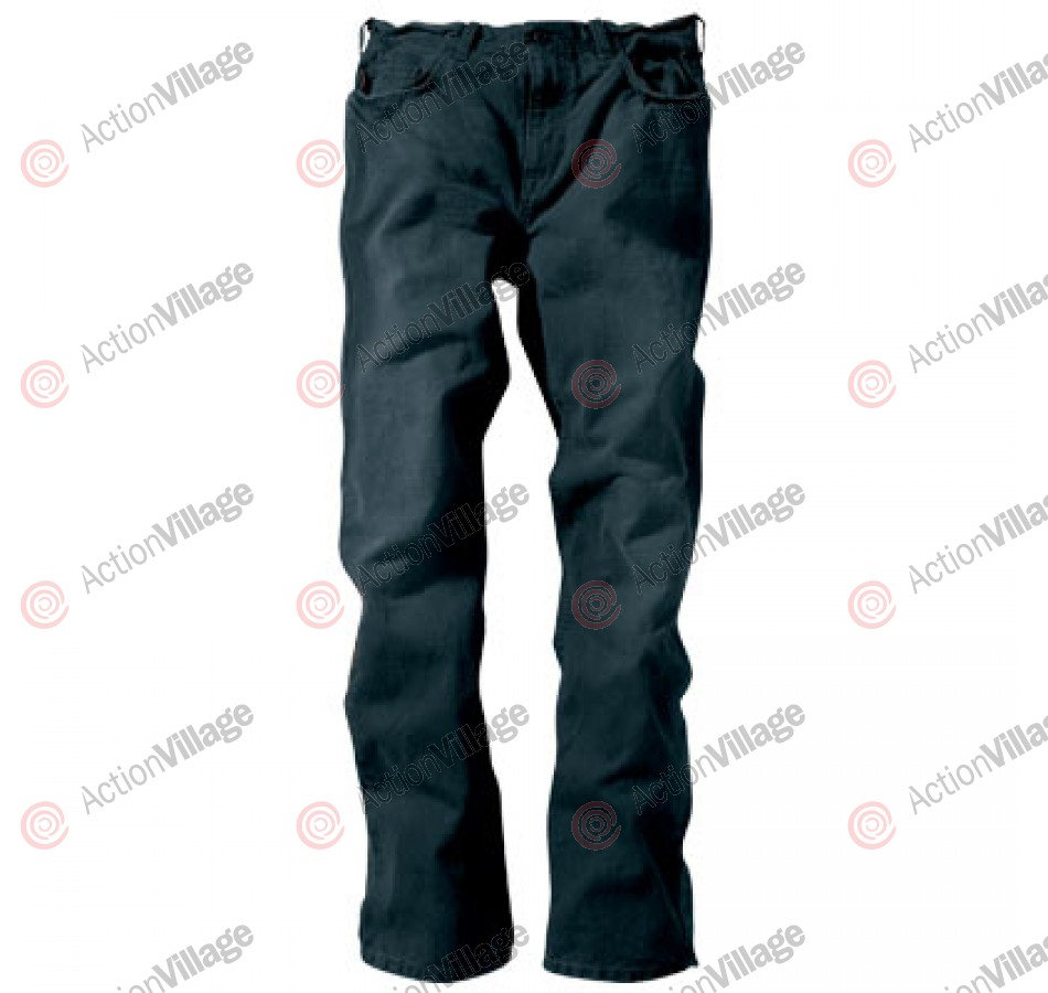 Element Pulaski Straight Fit D. Indigo - Indigo - Youth Pants