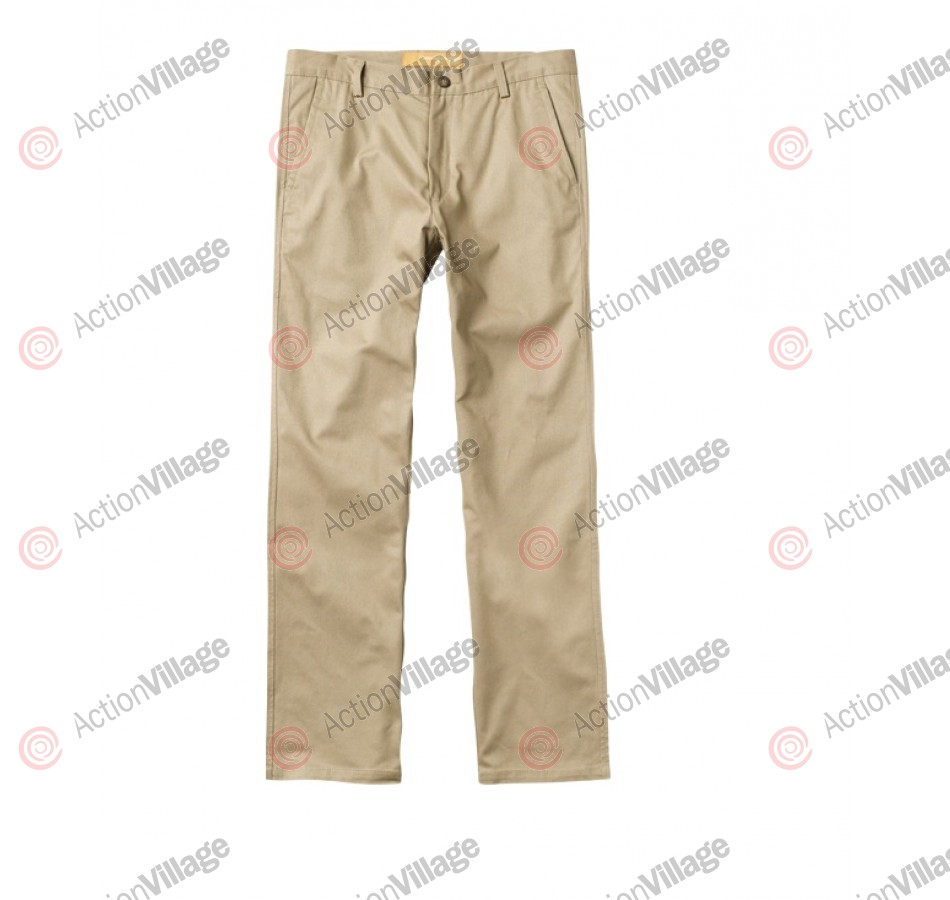 Enjoi Boo Khaki Chino Pant - Khaki - Mens Pants