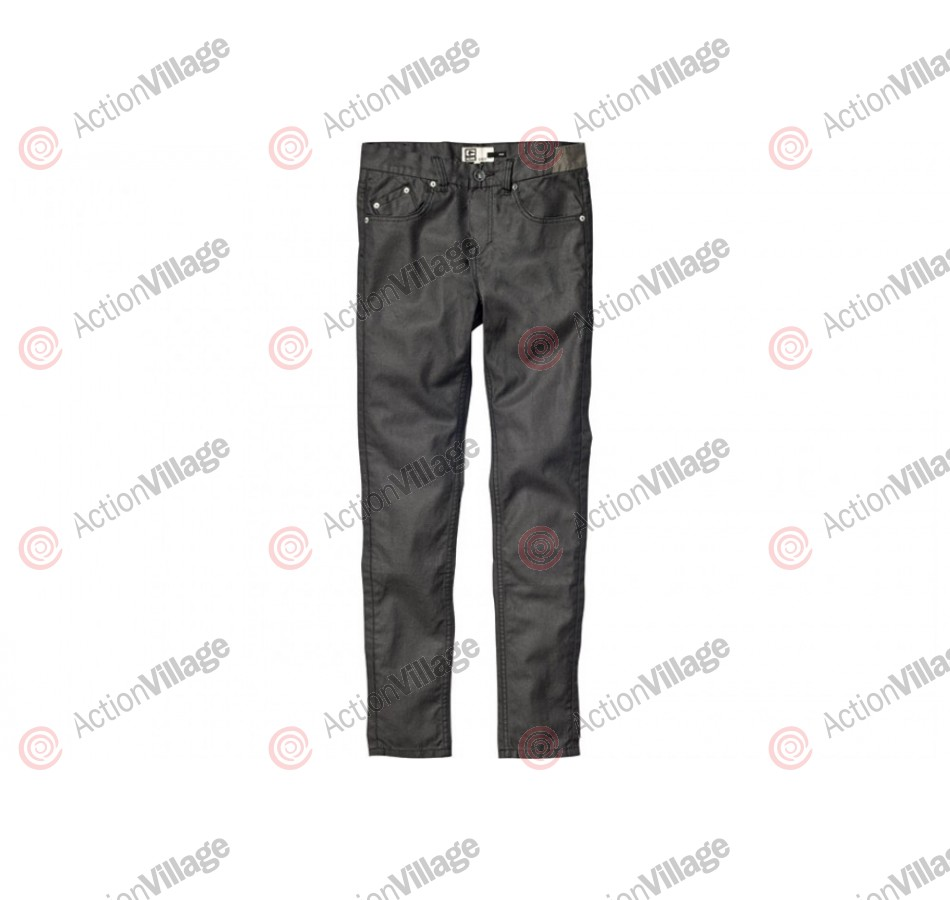 Globe Dylan Jean - Coated Indigo - Pants