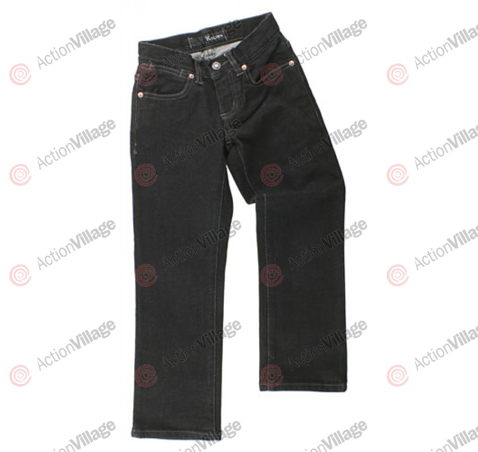 KR3W KSlim - Black - Men's Pants - Size 34