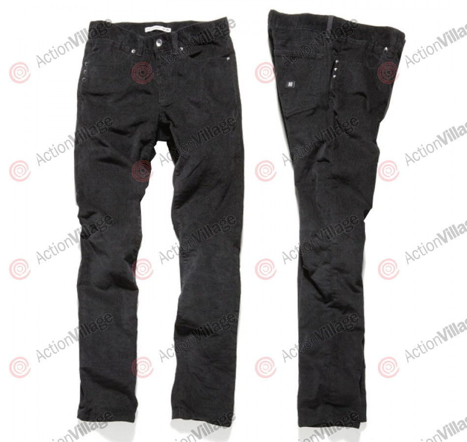 KR3W K Slim Twill - Black - Men's Pants