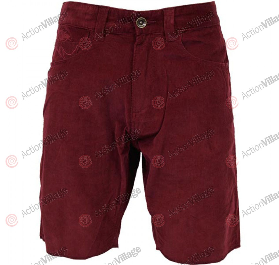 Billabong McFeely - Burgundy - Men's Shorts - Size 29