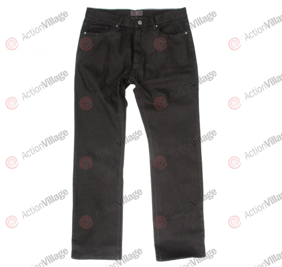 Altamont Wilshire Basic Overdye - OD Black - Men's Pants - Size 36x32