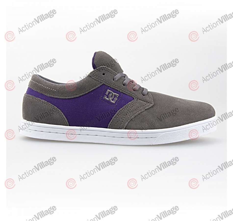 DC Trust - Men's Shoes Battleship / Purple