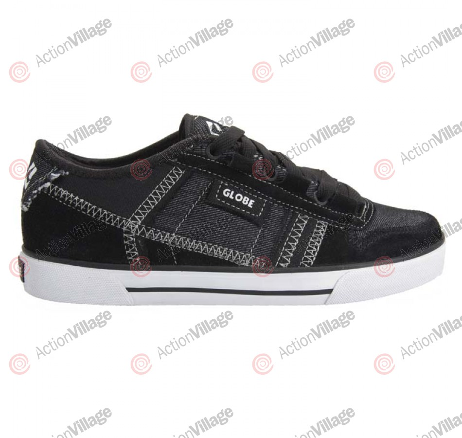 Globe Appleyard Vagrant - Men's Shoes Black / Denim