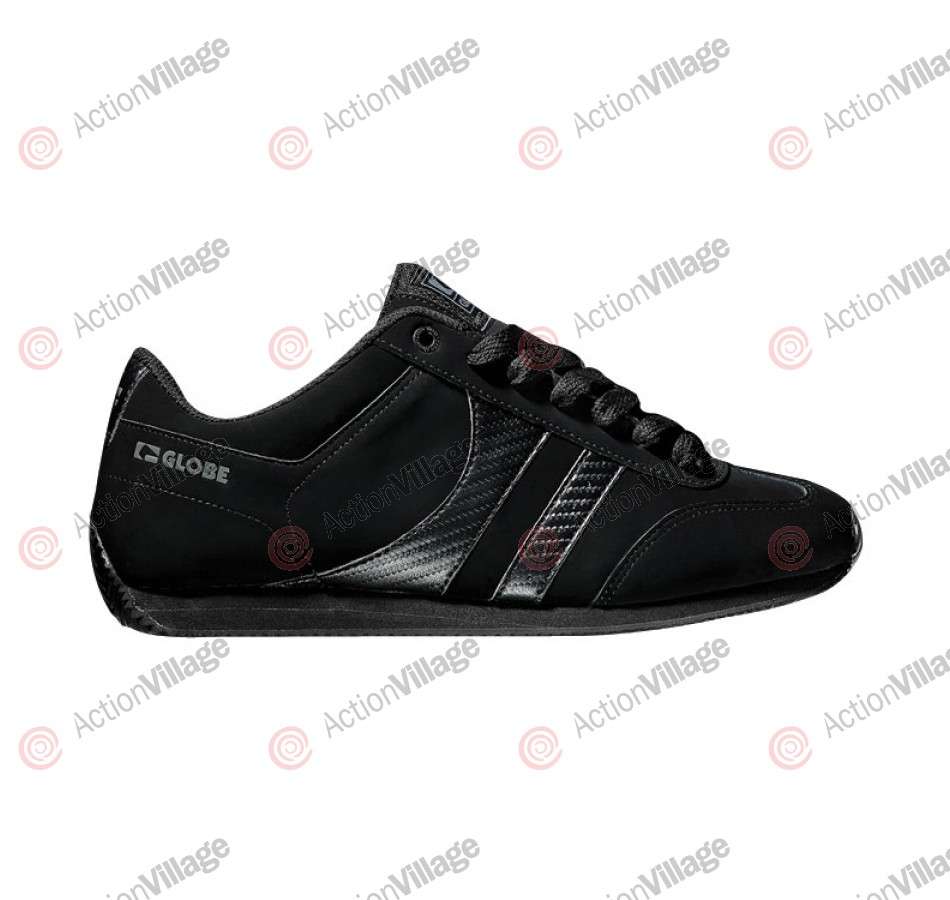 Globe Pulse - Men's Shoes Black / Charcoal