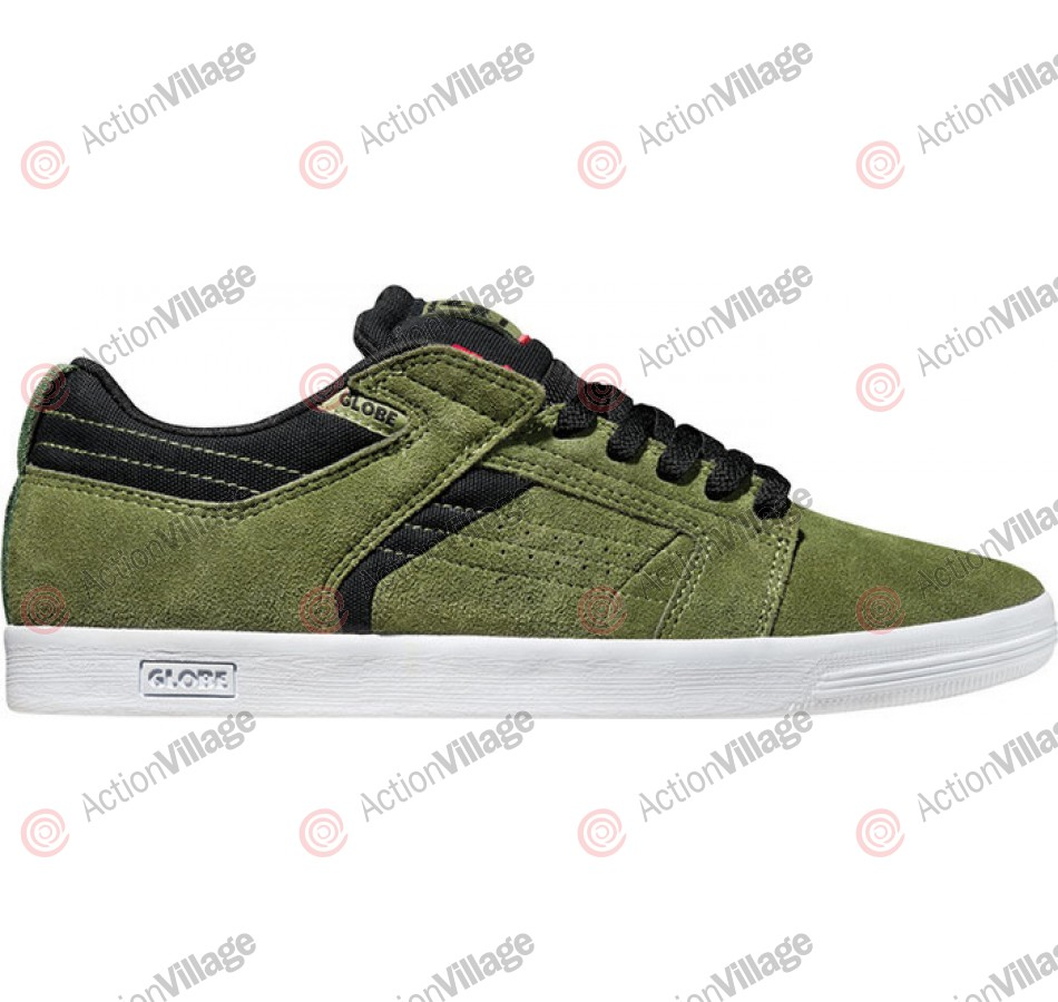 Globe Mod - Olive/Black - Mens Skate Shoes
