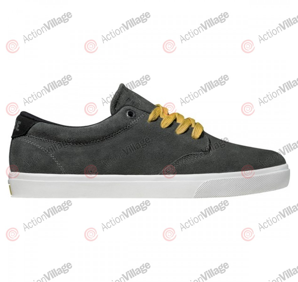 Globe Lighthouse - Grey/Black/Mustard - Skateboarding Shoes