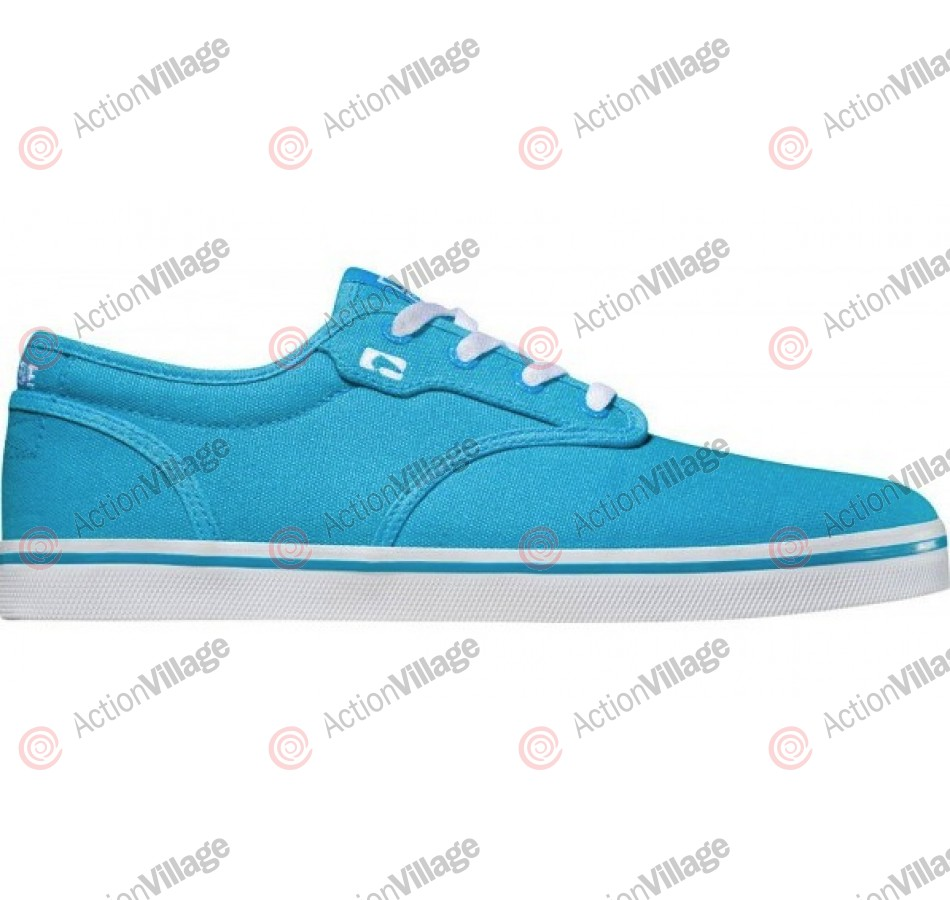Globe Motley - Highlighter Blue - Skateboard Shoes
