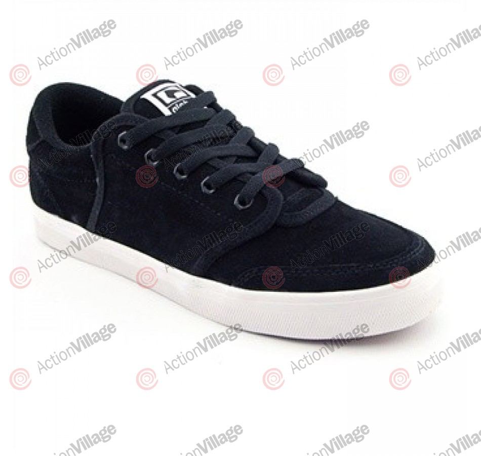 Globe Cheapskate - Black/White/Gum - Skateboard Shoes