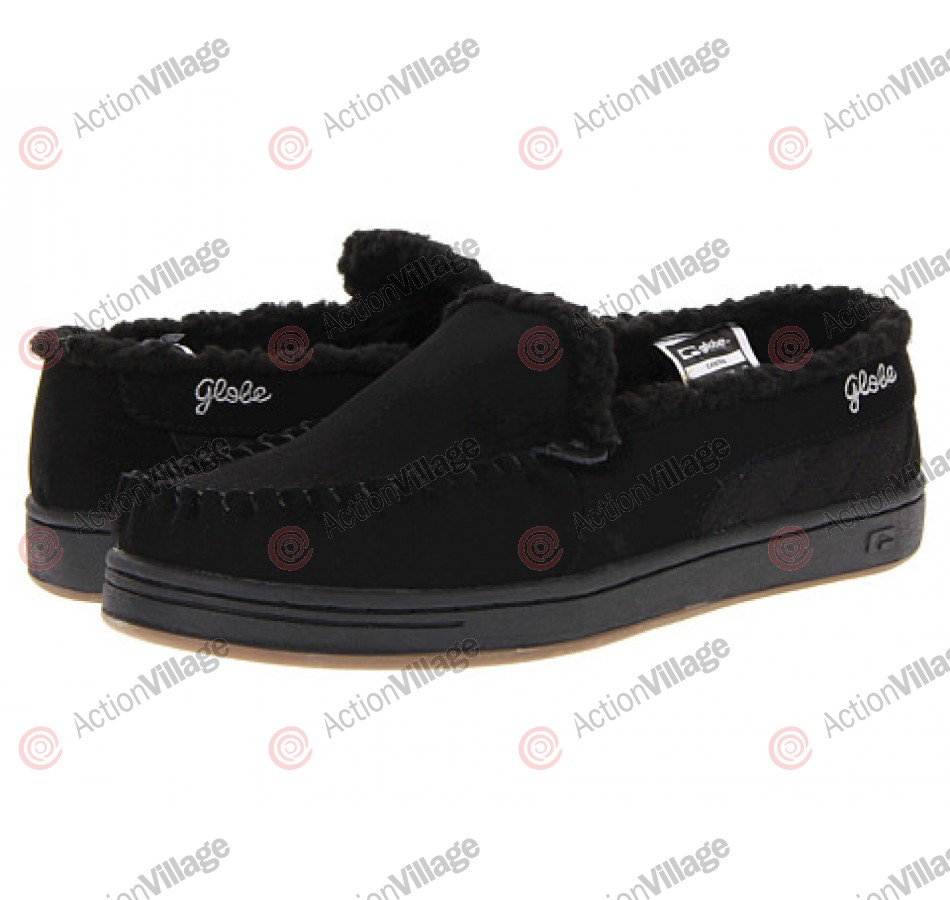 Globe Castro - Black/Gum - Skateboard Shoes