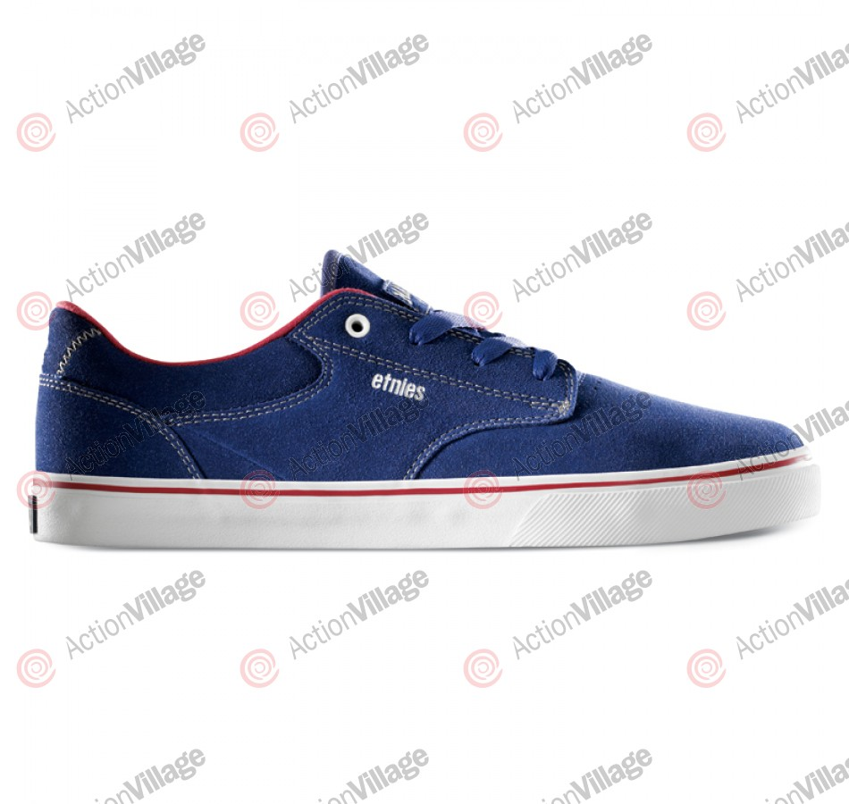 Etnies Malto LS - Men's Shoes Blue / Red / White