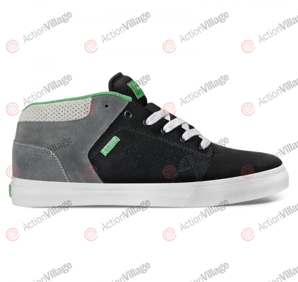 Etnies Sheckler 4 - Men's Shoes Black / Green / White