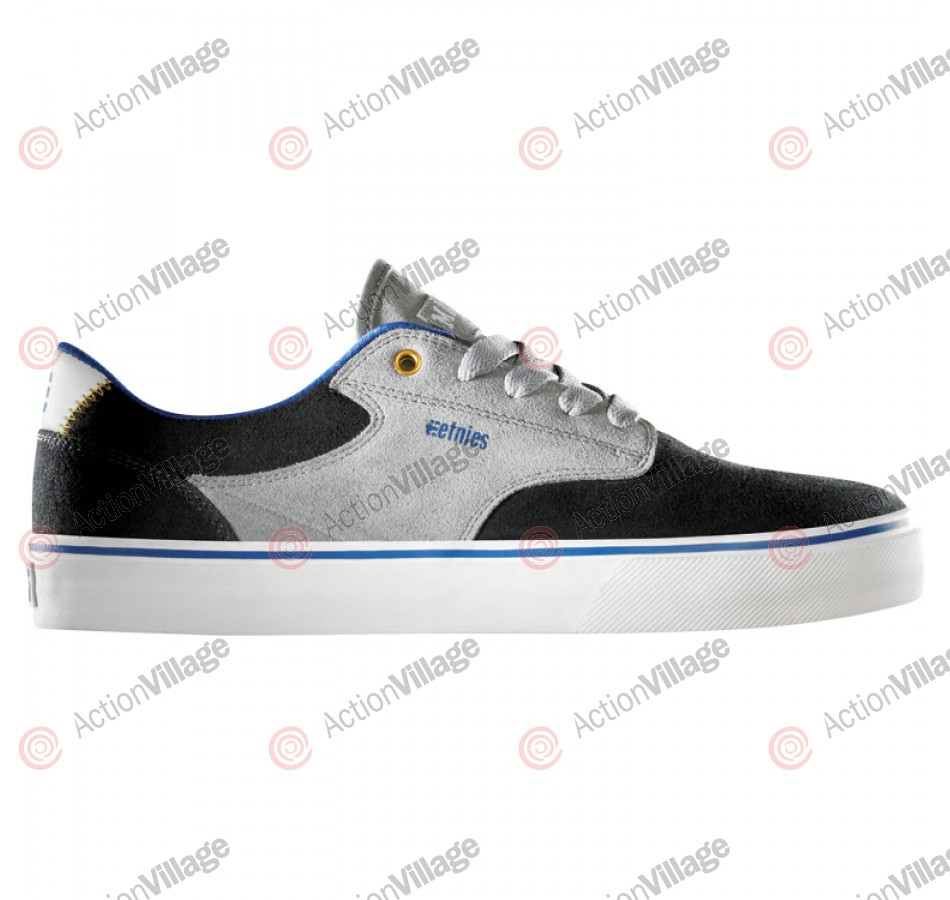 Etnies Malto LS - Men's Shoes Black / Grey / Blue