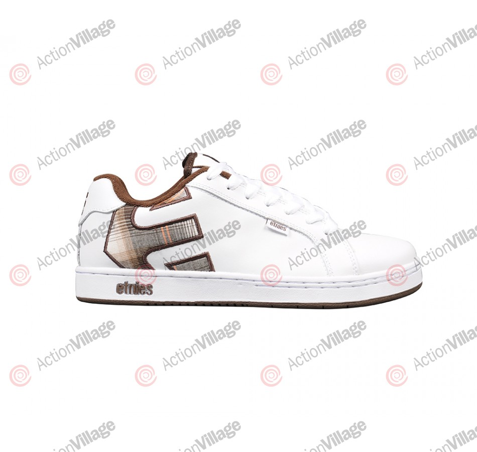 Etnies Fader SMU - Men's Shoes White/ Tan / White