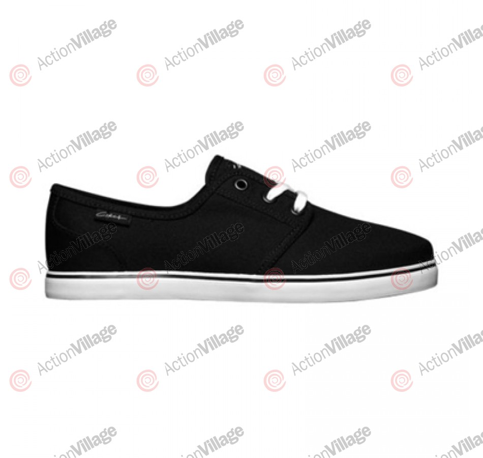Circa Crip - Men's Shoes Black / White