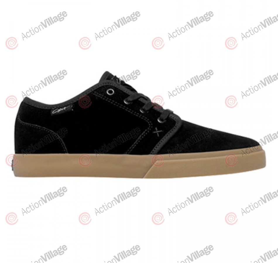 Circa Drifter - Men's Shoes Black / Gum