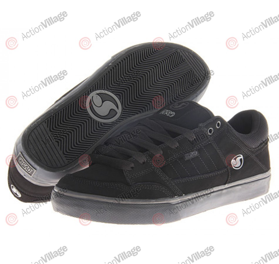 DVS Ignition CT  - Black To School - Skateboard Shoes