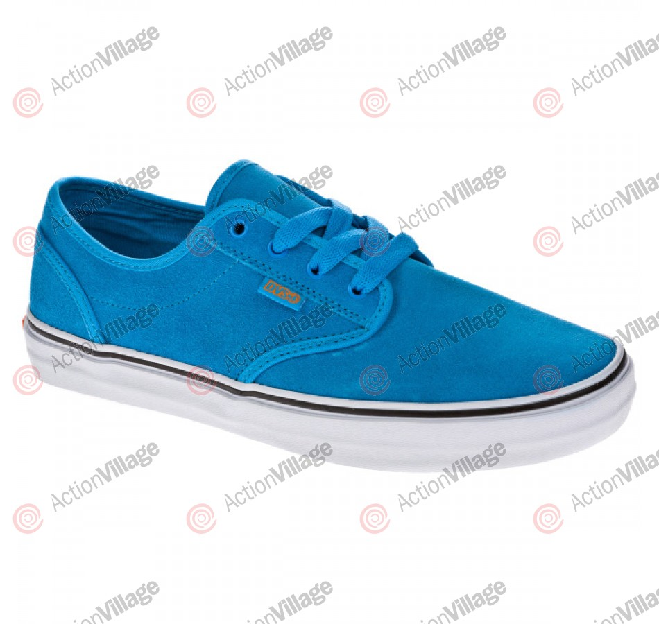 DVS Rico CT - Cyan Suede - Skateboard Shoes
