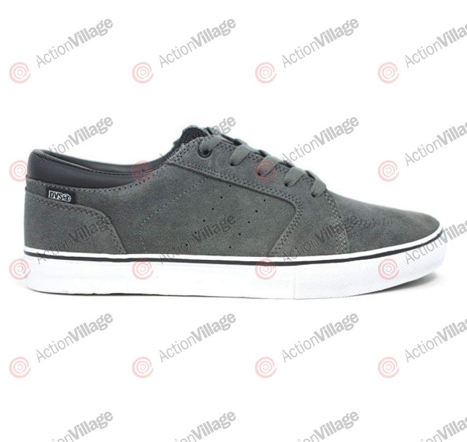 DVS Stafford - Grey Suede - Skateboard Shoes