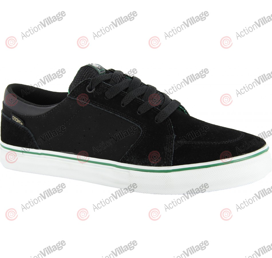 DVS Stafford Weeman - Black Suede Weeman - Skateboard Shoes
