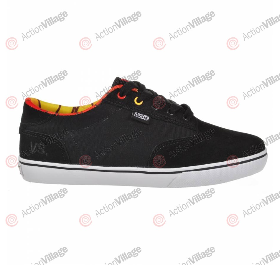 DVS Daewon 12'er X - Black - Skateboard Shoes
