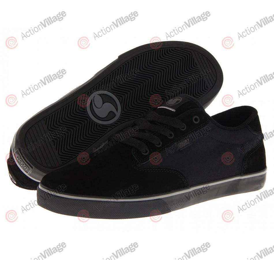 DVS Daewon 12'er - Black to School - Skateboard Shoes