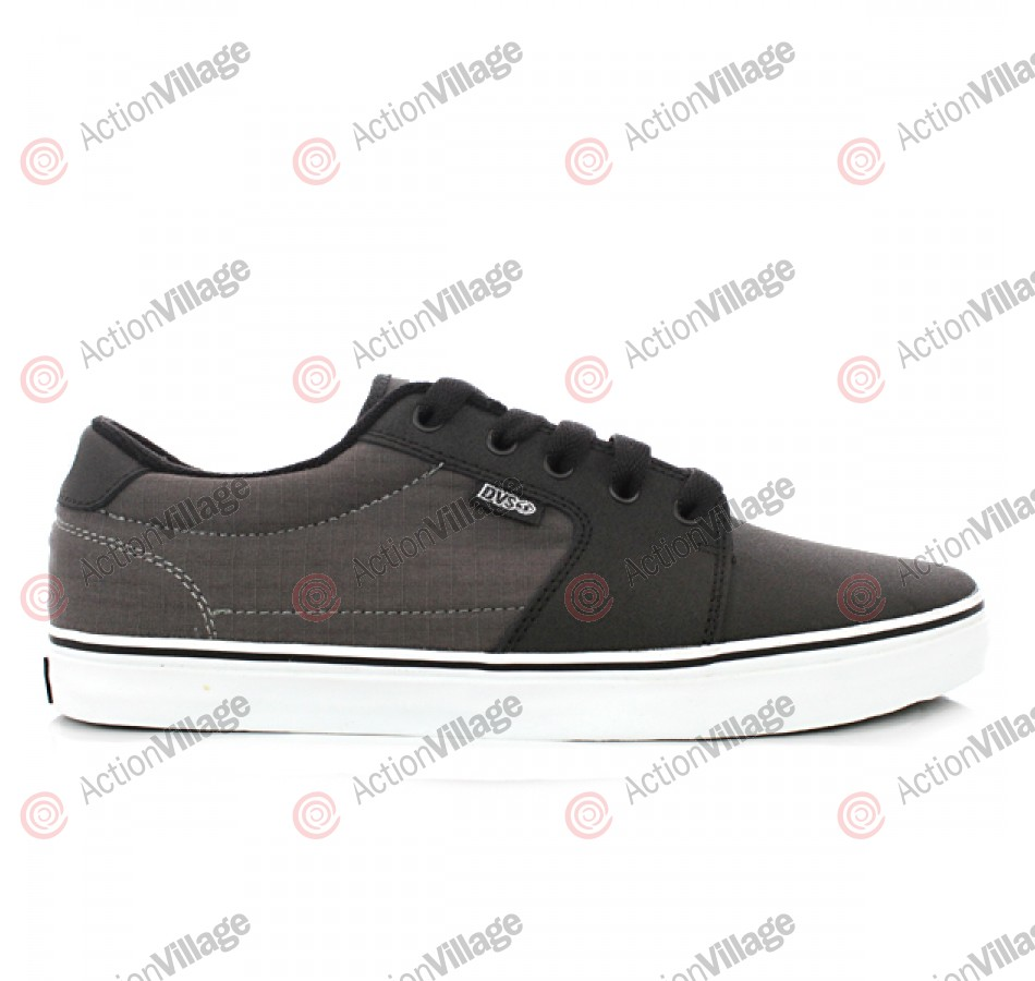DVS Convict - Black/Grey High Abrasion - Skateboard Shoes