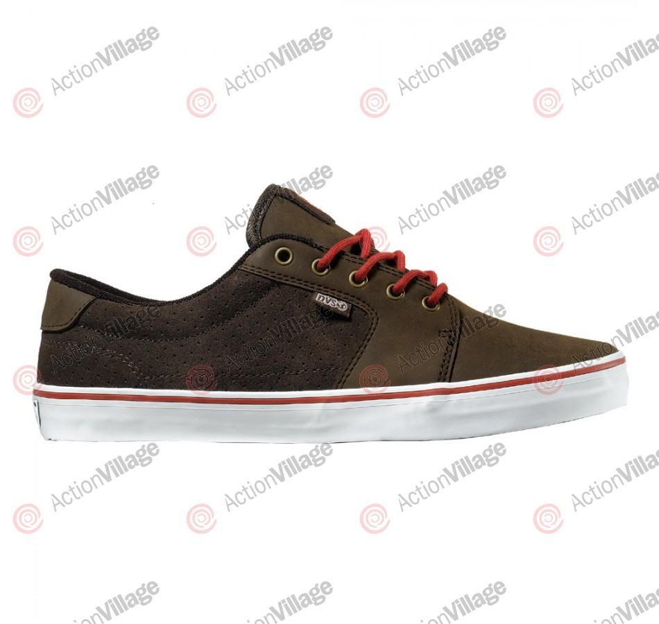 DVS Convict - Brown Suede - Skateboard Shoes