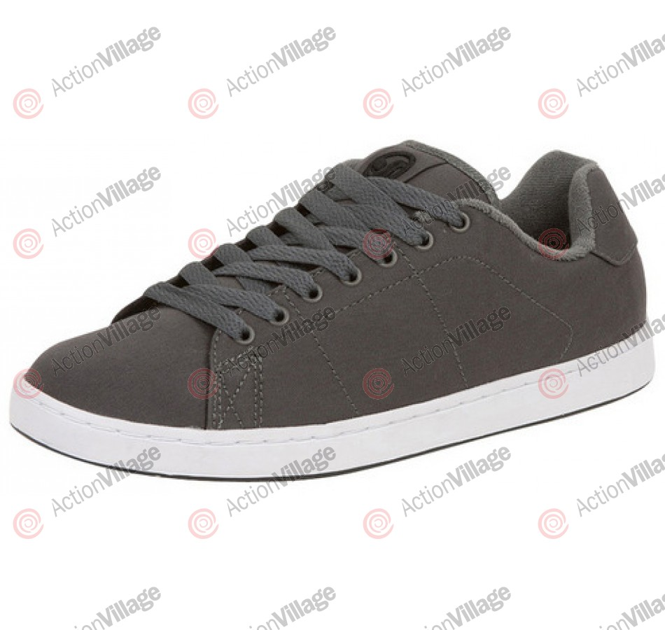 DVS Gavin 2 - Grey Canvas - Skateboard Shoes
