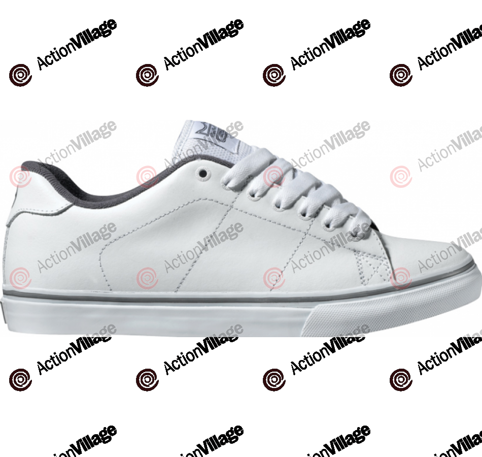 DVS Gavin CT - White Leather - Skateboard Shoes