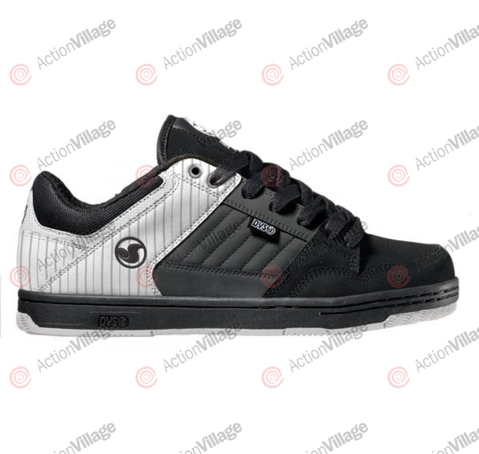 DVS Ignition - White/Grey/Black Nubuck - Skateboard Shoes