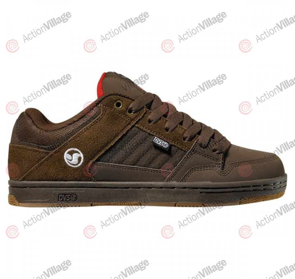 DVS Ignition - Brown Nubuck - Skateboard Shoes