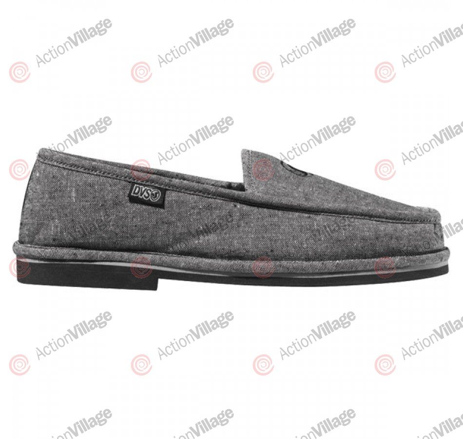 DVS Francisco - Grey Textile - Skateboard Shoes