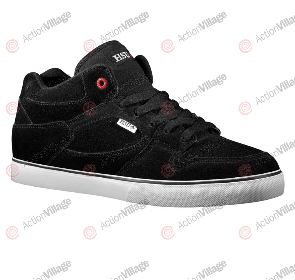Emerica Hsu Youth - Kids' Shoes Black / White