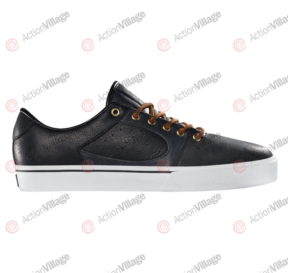 ES Square Two - Men's Shoes Black / Navy