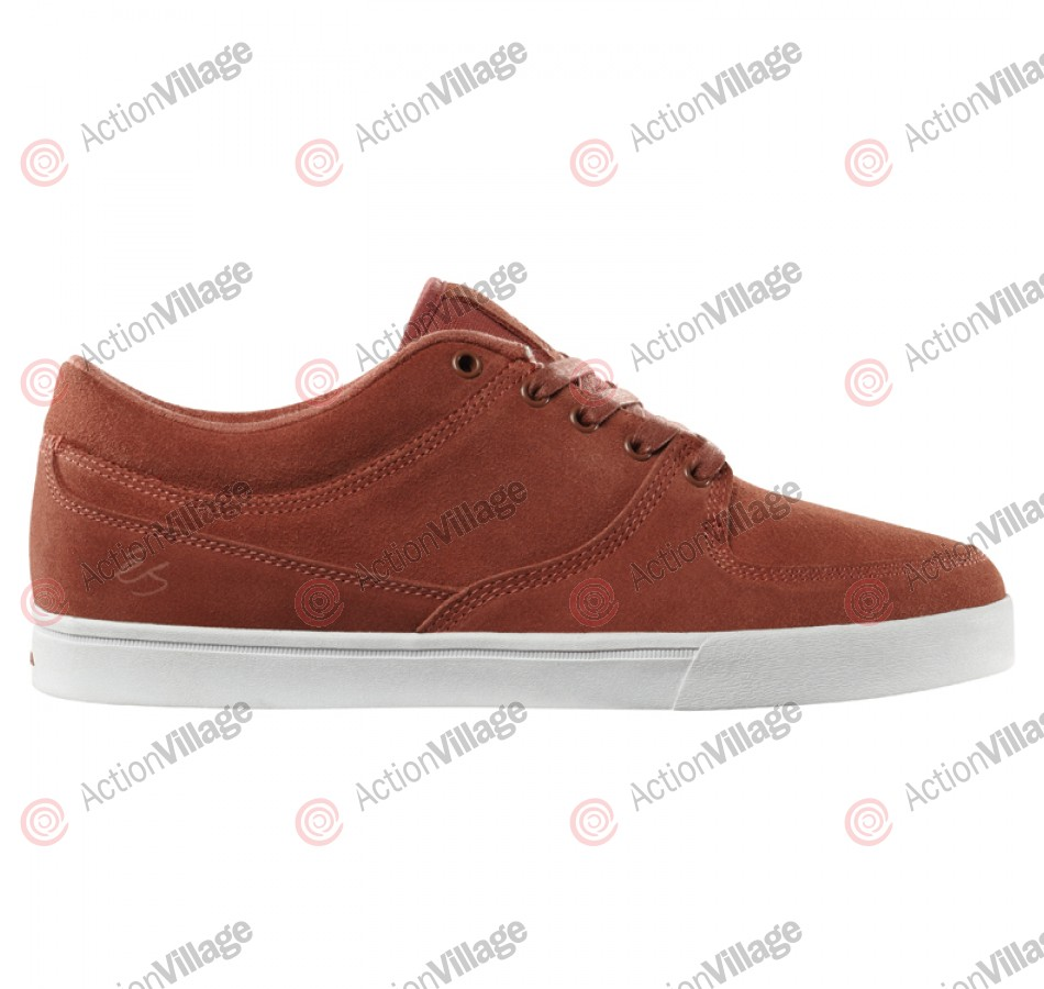 ES La Brea - Men's Shoes Brown / White / Gum
