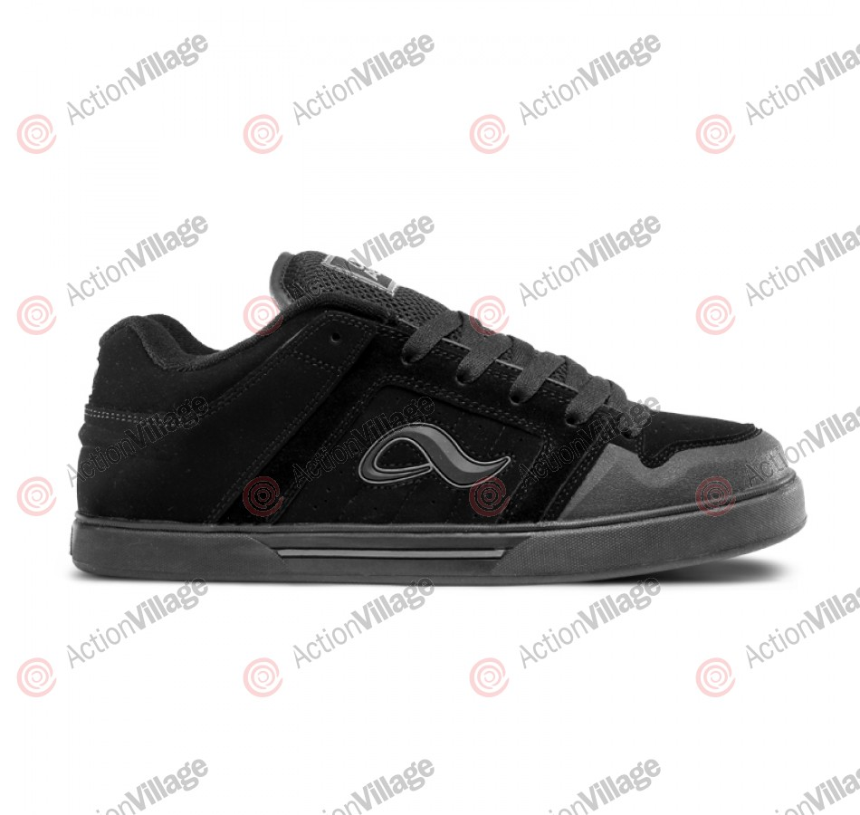 Adio V2 - Men's Shoes Black / Nubuck / Charcoal