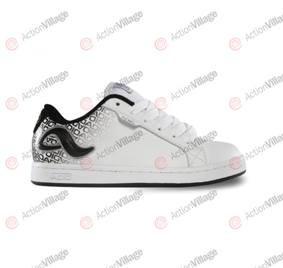 Adio Eugene RE2 - Kid's Shoes White / Black