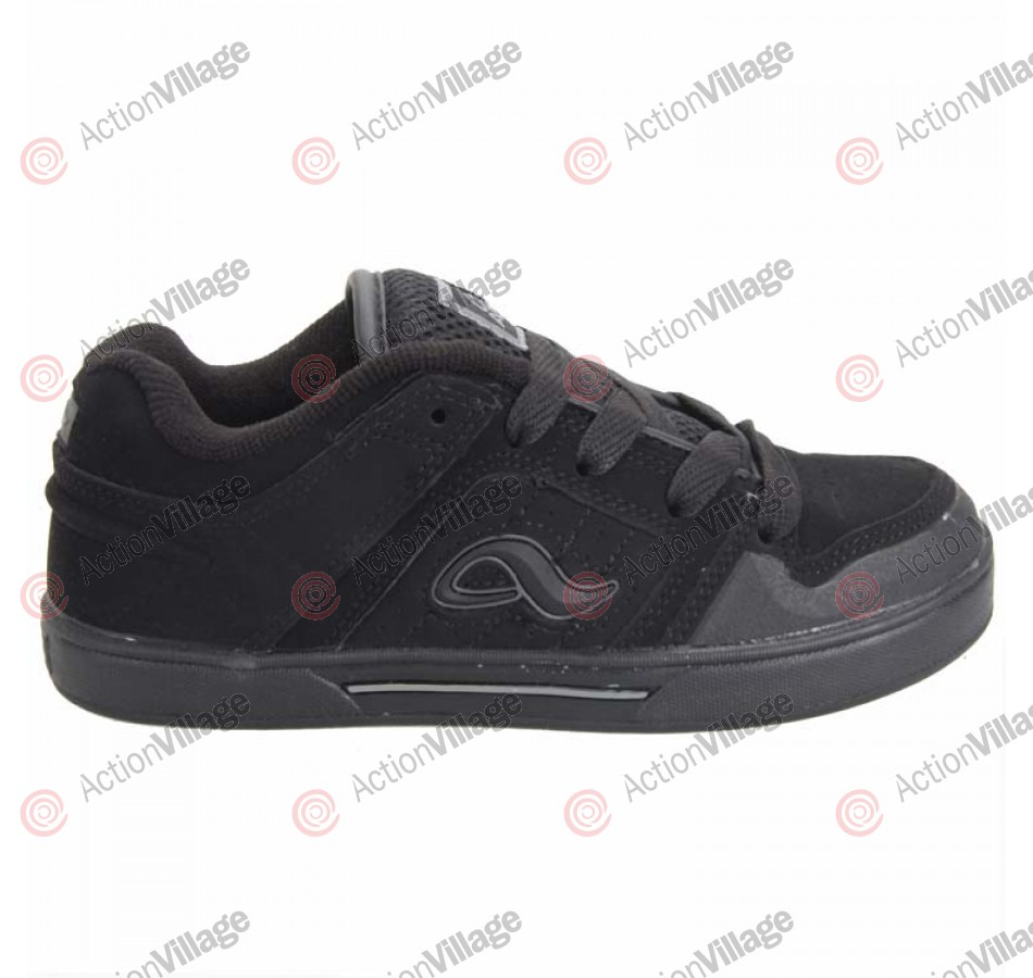 Adio V2 - Kid's Shoes Black / Nubuck / Charcoal