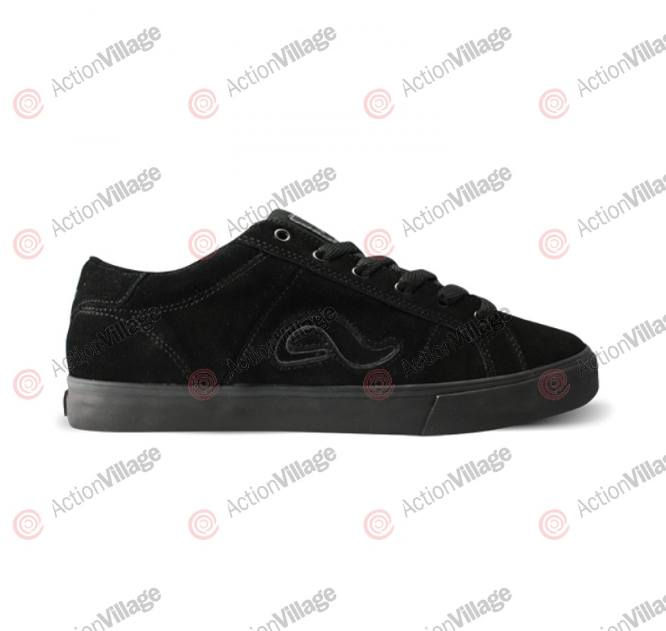 Adio Standard SL - Men's Shoes Black Nubuck / Charcoal