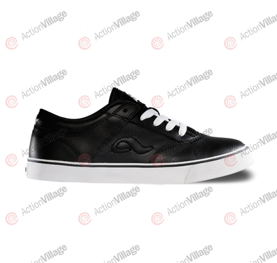 Adio Amp - Men's Shoes Black / Leather