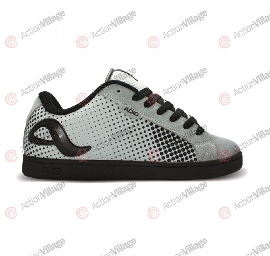 Adio Eugene RE2 - Men's Shoes Grey / Black