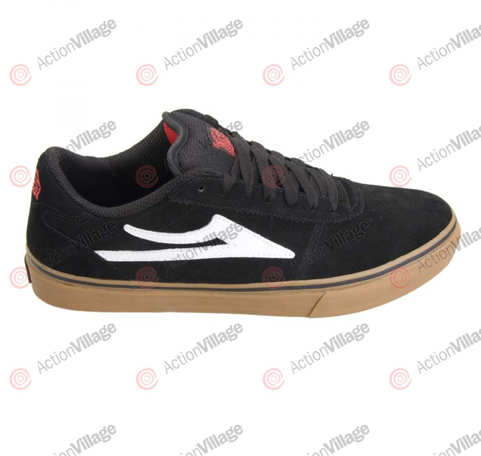 Lakai Manchester Select - Men's Shoes Black / Gum