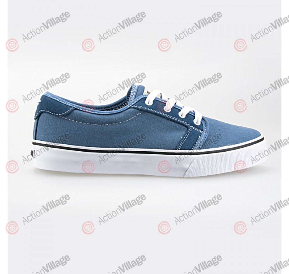 Fallen Forte - Men's Shoes Light Navy / White