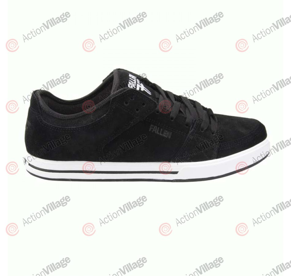 Fallen Trooper SL - Men's Shoes Black / White II