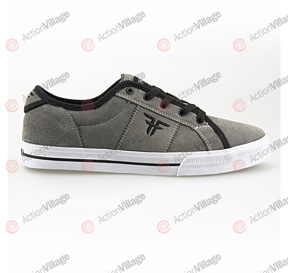 Fallen Lotus - Men's Shoes Grey / Black
