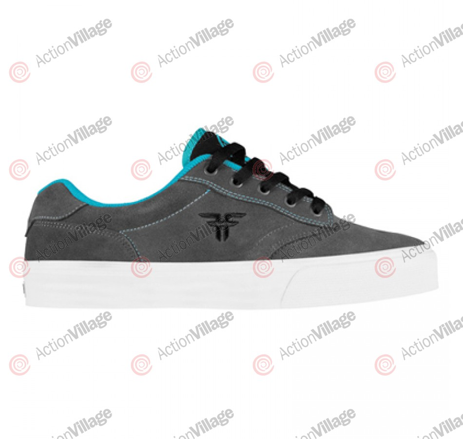 Fallen Men's Slash - Charcoal / Turquoise - Shoe