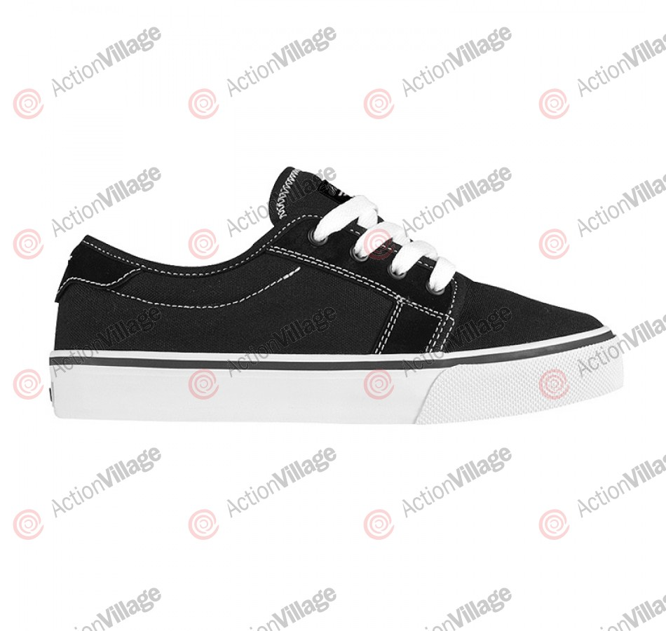 Fallen Kids Forte - Black / White - Shoe